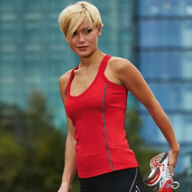 Ladies' Running Reflex Top