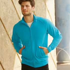 FELPA UOMO FULL ZIP - FRUIT LIGHT