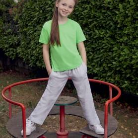 Kids Lightweight Open Hem Jog Pants