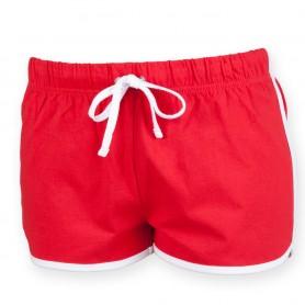Ladies Retro Shorts