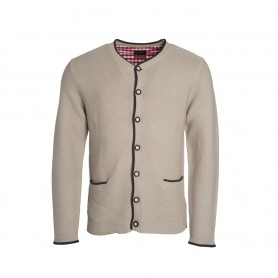 Men's Traditional Knitted Jacket