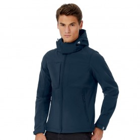 Hooded Softshell /Men