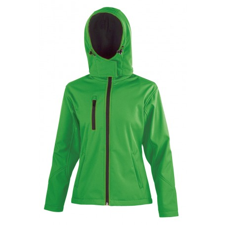 Womens TX Performance Hooded Softshell Jacket