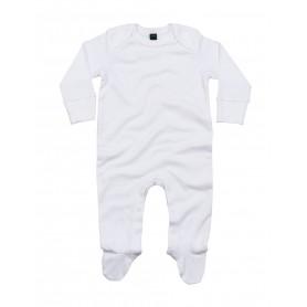Baby Organic Envelope Sleepsuit