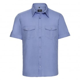 Men's Roll Short Sleeve Shirt