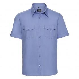 Men's Roll Short Sleeve Shirt