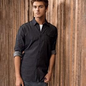 Camicia Uomo Jeans