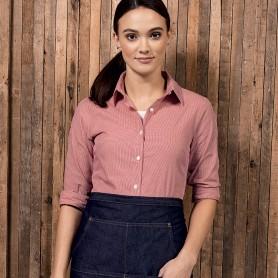 Camicia Donna - Micro Quadri