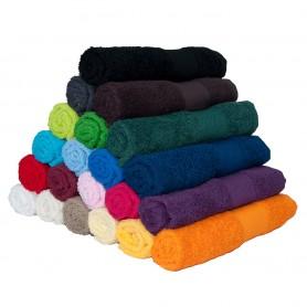 Asciugamano CLASSIC 450 g/m2 - bianco e color