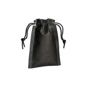 Sacchetto nero TNT con cordino - Misure Varie