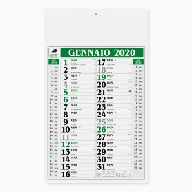 Calendario Olandese da parete GIGANTE