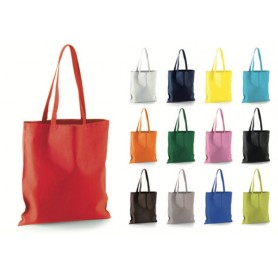 EBITEN Borsa Shopper in Cotone 38x42cm