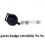 NASTRO PORTA BADGE - LAYNARD - completamente personalizzabile