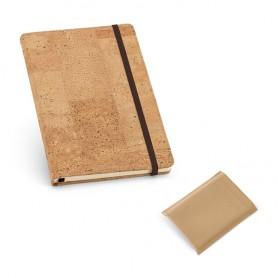 PORTEL - Block Notes in sughero con custodia (stockout)