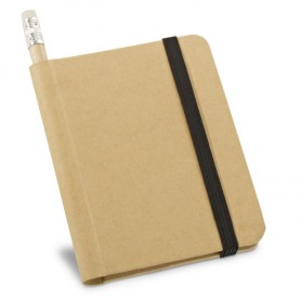 BRONTE - Block note A7 con matita - ECO
