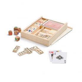Set di giochi 4 in 1 PLAYTIME