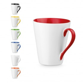 Tazza colorata 350ml COLBY