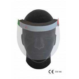 Visiera per protezione facciale SCUDO - DPI certificato CE
