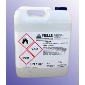 TRISAN - Igienizzante Idroalcolico - Tanica 10 L