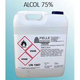 TRISAN ETA - igienizzante 75% Alcol - Tanica 5 L