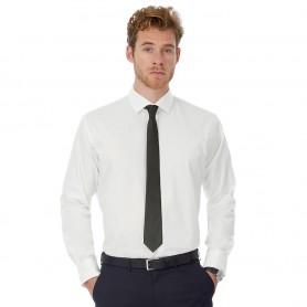 Camicia uomo - Cotone Elasticizzato - Maniche Lunghe