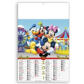 "Calendario ""Mouse Walt Disney"""