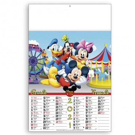 """Calendario """"Mouse Walt Disney"""""""