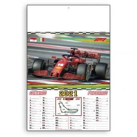 "Calendario macchine ""Formula 1"""