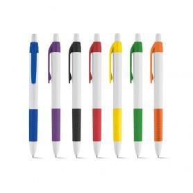 AERO - Penna in plastica con gomma antiscivolo