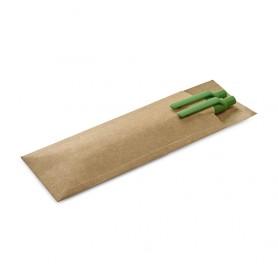 LEAF - Set con penna e matita portamina ECO
