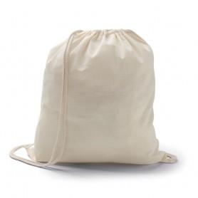 HANOVER - Zaino a sacca cotone naturale