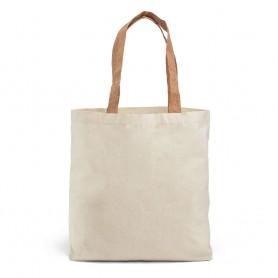 FERIA - Borsa shopper cotone naturale 180g