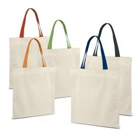 KOLONAKI - Borsa shopper cotone naturale 140g