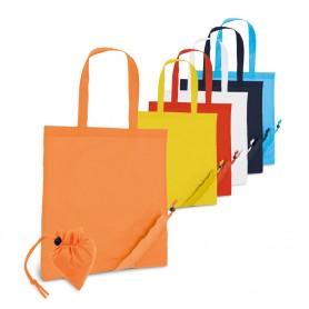 SHOPS - Borsa shopper TNT pieghevole