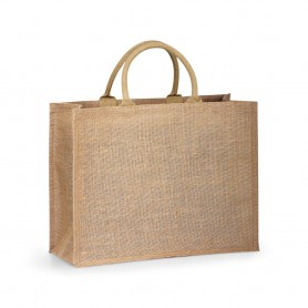 SHANTI - Borsa shopper ECO in juta