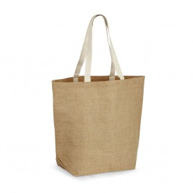 TIZZY - Borsa shopper ECO in juta