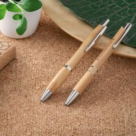 NICOLE - Penna in bambù