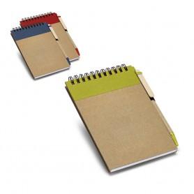 RINGORD - Block notes tascabile + Penna