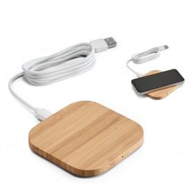 POWER - Caricatore wireless in bambù