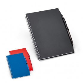MIRONTE - Block note A5 + penna-