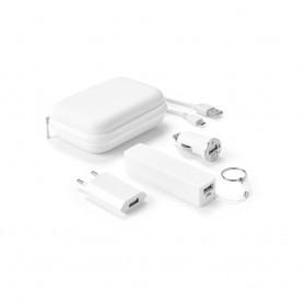 CHARGI - Set di batteria e adattatori USB