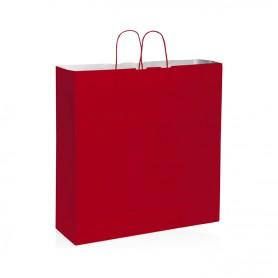 Borsa di carta - colori vari - 54x50x14 cm