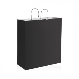 Borsa di carta - colori vari - 36x41x12 cm