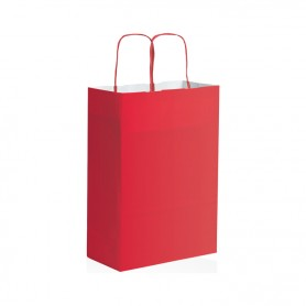 Borsa di carta - colori vari - 28x39x12 cm