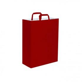 Borse di carta, col. vari, 45x48x15 cm