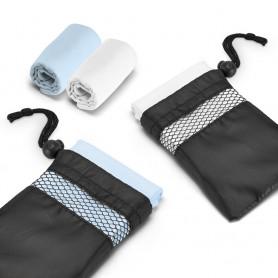 TRAVIS - Asciugamano sportivo in microfibra