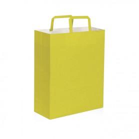 Borse di carta, col. vari, 26x39x14 cm