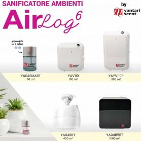 AirLog 6 - Sistema di sanificazione degli ambienti
