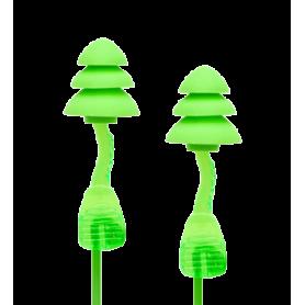Twisters® Trio Cord - Tappi riutilizzabili - 33 dB