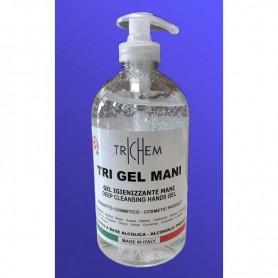 TRIGEL MANI 1000 ml - Gel Igienizzante Mani